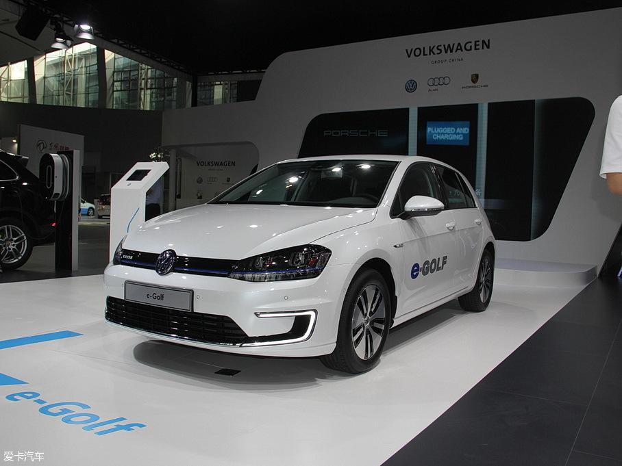 大众(进口)2016款e-Golf