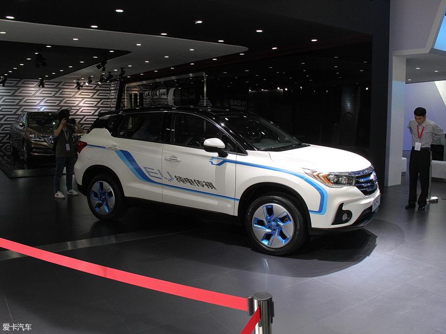 广汽乘用车2016款传祺GS4 EV