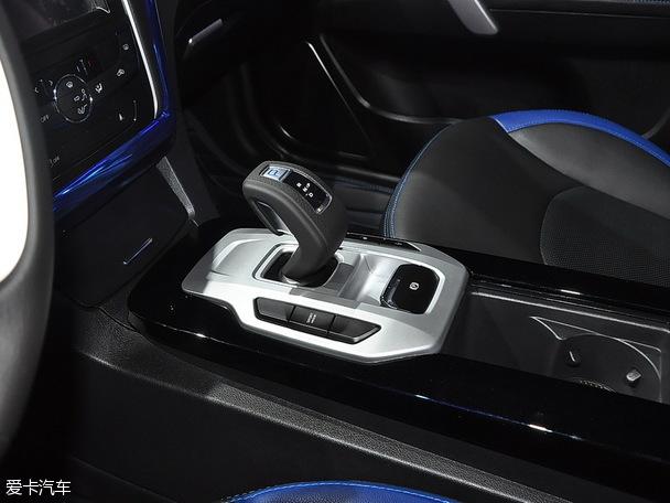 帝豪EV配备了电动车单速变速箱.-三厢新势力 中国品牌紧凑级电动车高清图片