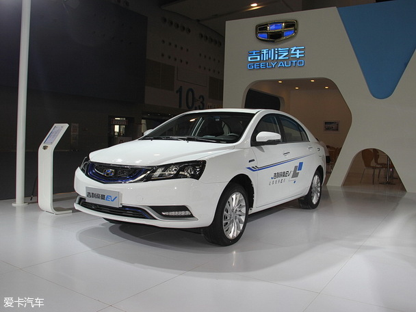 吉利帝豪越野车报价-三厢新势力 中国品牌紧凑级电动车对比高清图片
