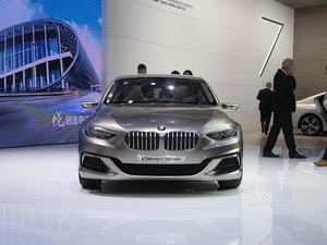 广州车展Concept Sedan