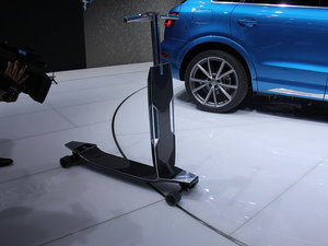2016款connected mobility 上海车展