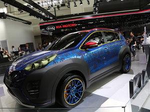 起亚KX5 X-Car