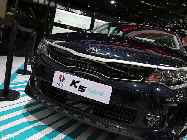 起亚(进口)2016款起亚K5混合动力
