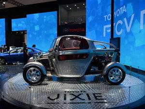 2016款JIXIE 上海车展