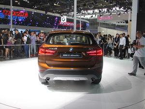 北京车展宝马X1