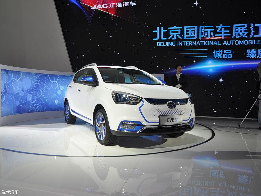 江淮iEV6S新车