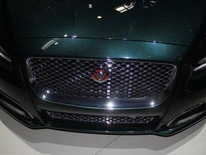 北京车展捷豹XJ
