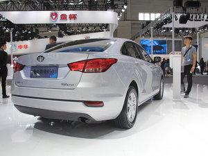 北京车展奔腾B50