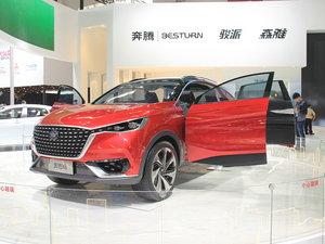 奔腾X6新车