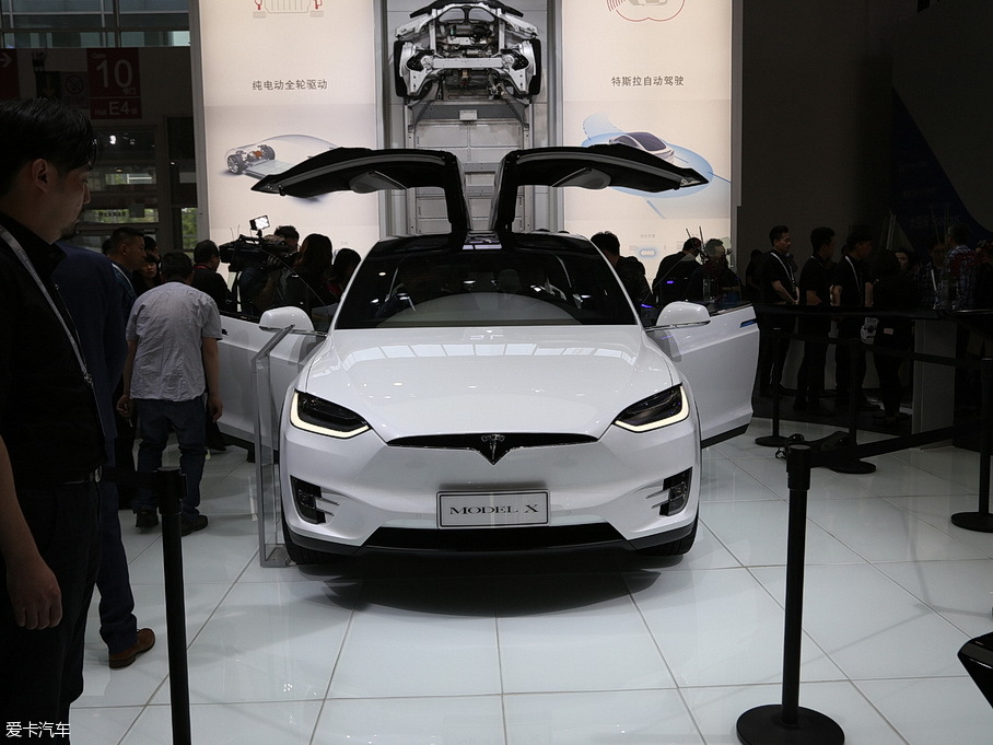 MODEL X新车