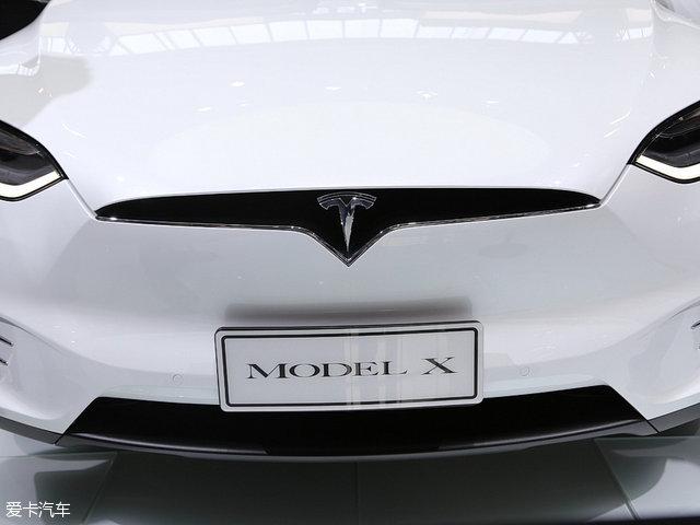 TESLA2016款MODEL X