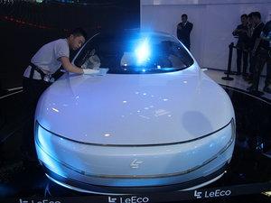 北京车展LeSEE