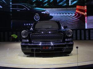 北京车展红旗L5