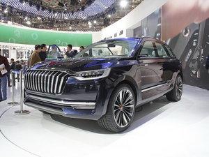 红旗S·concept新车