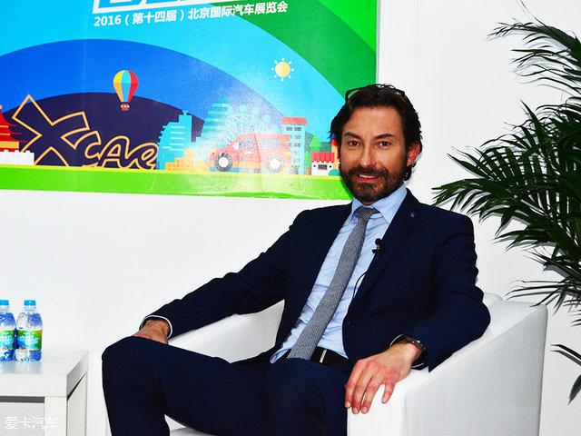 爱卡专访:长安欧洲设计中心SUV平台设计总监巴赫