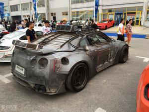 2016 XMEETING车迷大会 当另类的GTR遇上JEEP