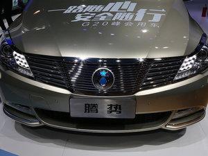 2016款腾势400 上海车展