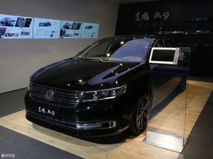 广州车展东风A9