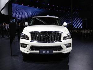 广州车展英菲尼迪QX80