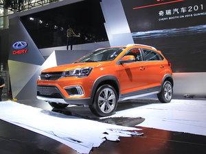 广州车展瑞虎3x
