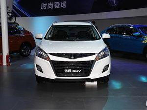 广州车展优6 SUV
