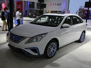 广州车展景逸S50 EV