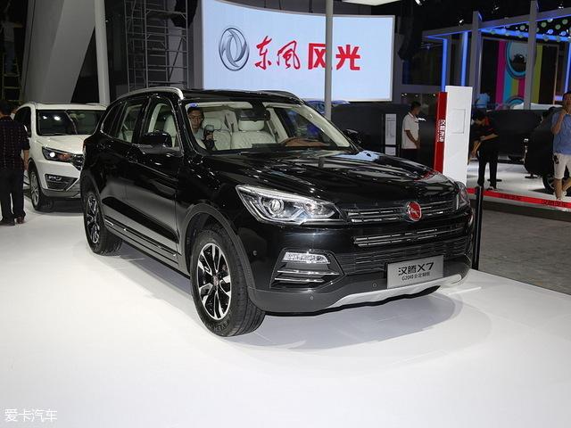 汉腾汽车2016款汉腾X7
