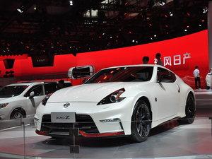 广州车展日产370Z