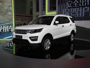 广州车展长安CX70