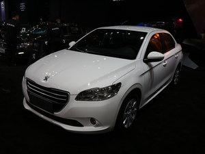 广州车展标致301