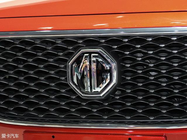 MG2017款名爵ZS