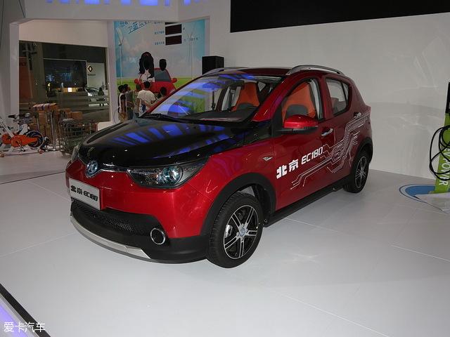 北汽新能源2017款北汽EC180