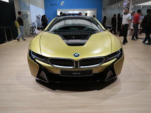 上海车展宝马i8