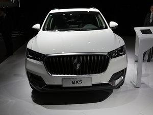 上海车展BX5