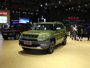 上海车展北京BJ20