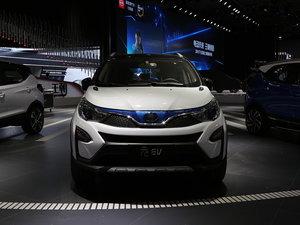 2017款元EV 上海车展