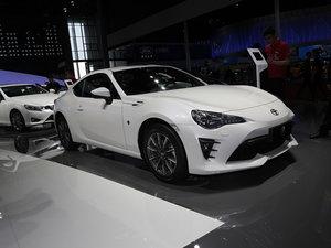 2017款丰田86 上海车展