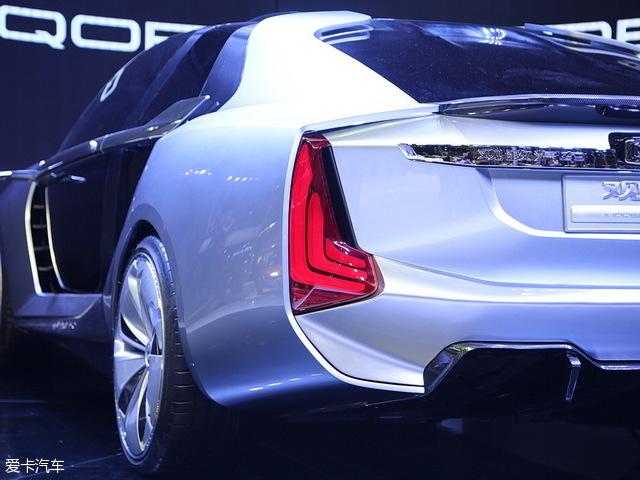 观致汽车2017款Model K-EV