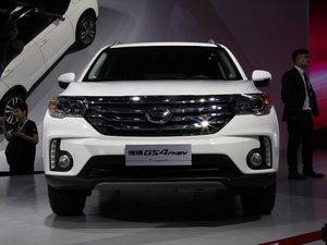 上海车展传祺GS4 EV