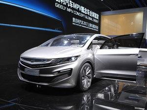上海车展MPV 概念车