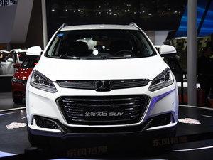 上海车展优6 SUV
