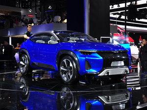 上海车展Tiggo coupe