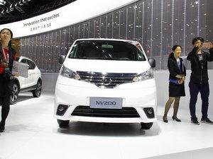 上海车展日产NV200