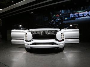 上海车展三菱GT-PHEV