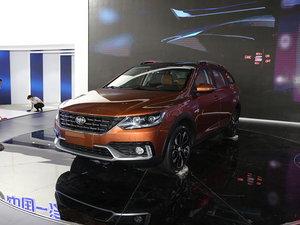 上海车展骏派CX65
