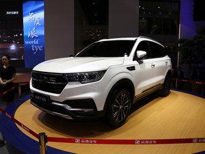 上海车展众泰T500