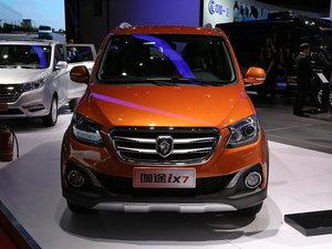 上海车展北京伽途ix7