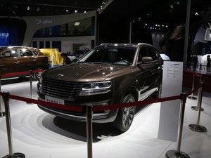 上海车展圣达菲WX70