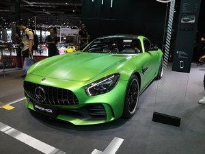 上海车展AMG GT